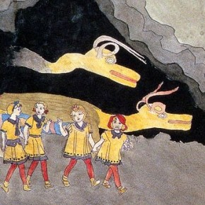 Henry Darger's Imaginary Collateral