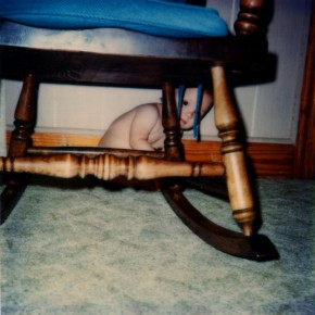 Back When I Hid Behind the Rocking Chair to Do My Business: Snapshots of a Whippersnapper