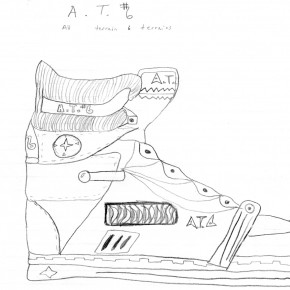 Who Will Save Your Soles?: Shoes I Drew in Sixth Grade
